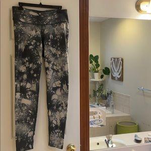 Brand New Mona B tie dyed yoga leggings Large